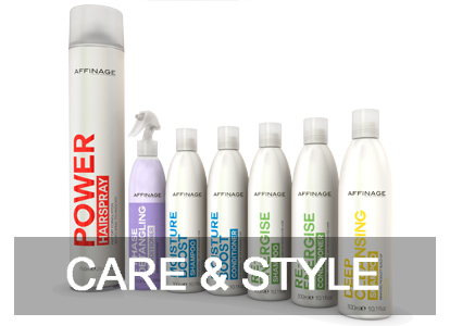 affinage care and style